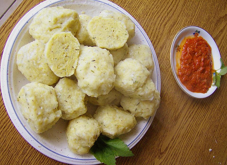 kartoffelkl e gekochte rezept mit bild von hans60