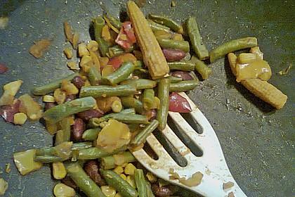 Mais - Bohnen - Pfanne 1