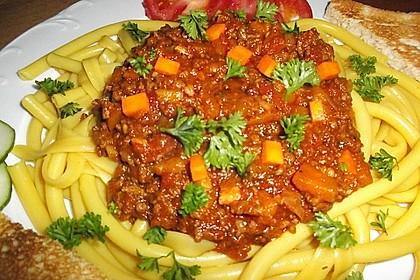 Spaghetti Bolognese 7