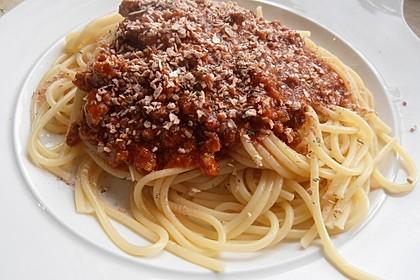 Spaghetti Bolognese 6