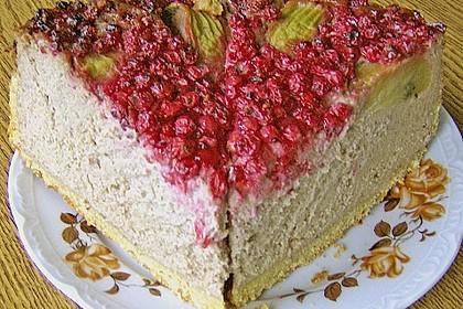 Mandelcreme - Kuchen I 1