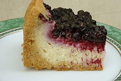 Fruchtiger Beeren - Vanille - Kuchen 8