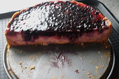 Fruchtiger Beeren - Vanille - Kuchen 16