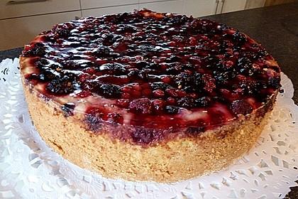 Fruchtiger Beeren - Vanille - Kuchen 6