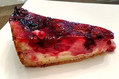 Fruchtiger Beeren - Vanille - Kuchen 10
