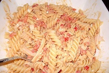 Nudelsalat mit Hähnchenbrust 5