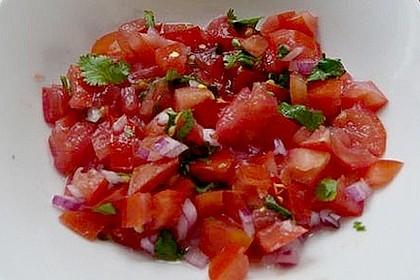 Mexikanischer Tomaten Dip