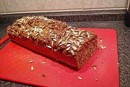 Low Carb Walnussbrot 9
