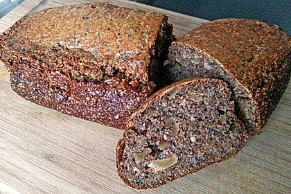 Low Carb Walnussbrot 14