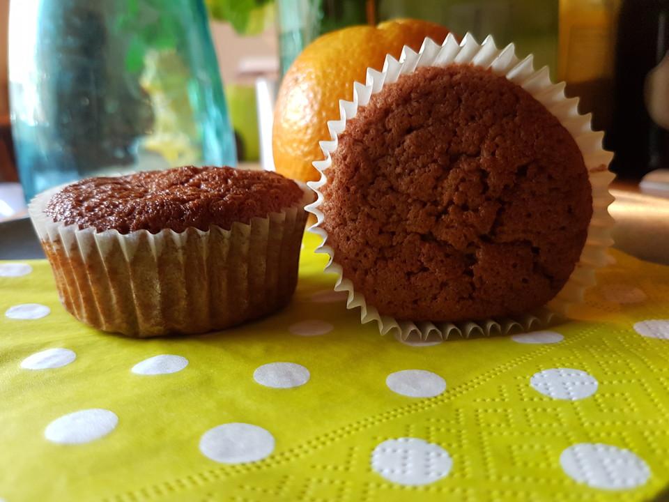 Schoko orange kokos kuchen