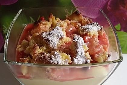 Erdbeer - Crumble 16