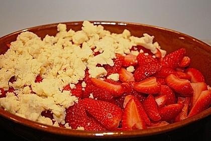 Erdbeer - Crumble 21