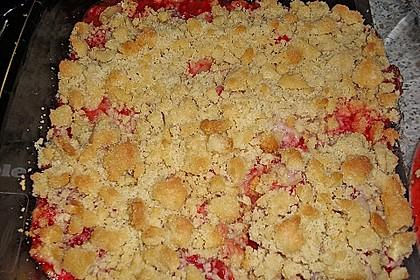 Erdbeer - Crumble 6