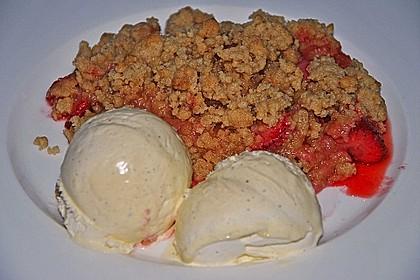 Erdbeer - Crumble 5