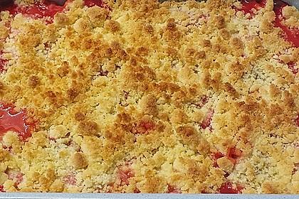 Erdbeer - Crumble 10
