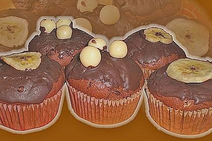Schoko - Bananen - Muffins 21