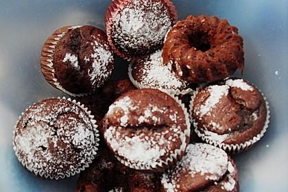 Schoko - Bananen - Muffins 50