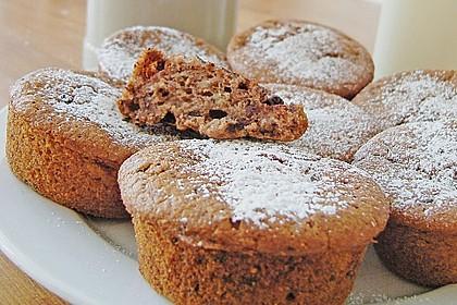 Schoko - Bananen - Muffins 15