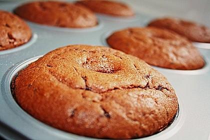 Schoko - Bananen - Muffins 13