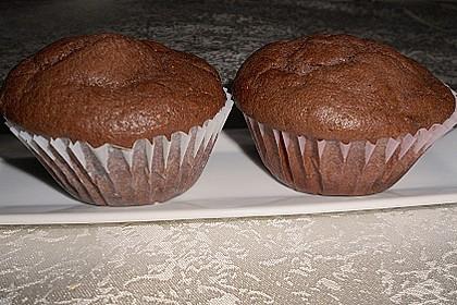 Schoko - Bananen - Muffins 41