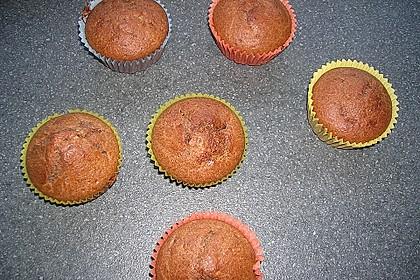 Schoko - Bananen - Muffins 39