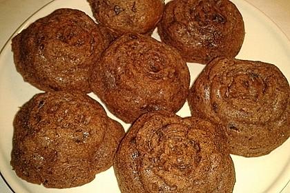 Schoko - Bananen - Muffins 40