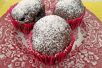 Schoko - Bananen - Muffins 10