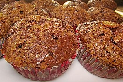 Schoko - Bananen - Muffins 51