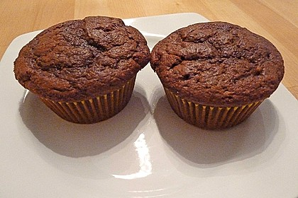 Schoko - Bananen - Muffins 44