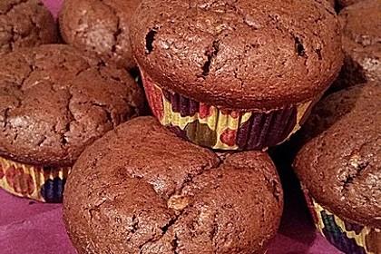 Schoko - Bananen - Muffins 28