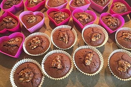 Schoko - Bananen - Muffins 30