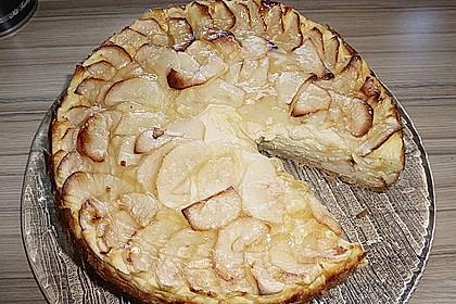 Apfel - Käsekuchen 0