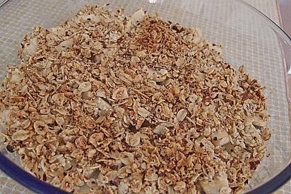 Birnen - Haselnuss - Dessert 3