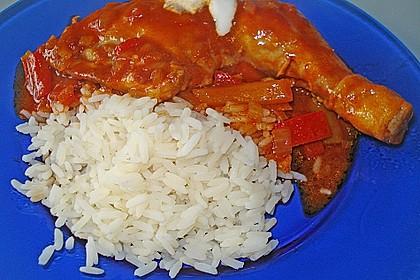 Paprika - Hähnchen 9