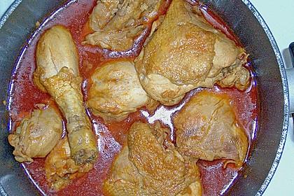 Paprika - Hähnchen 10