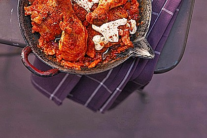 Paprika - Hähnchen 1
