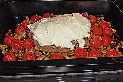 Rinderfilet aus dem Ofen 8