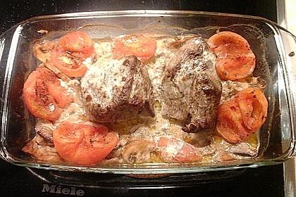 Rinderfilet aus dem Ofen 10