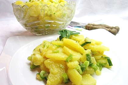 Fränkischer Kartoffelsalat 3
