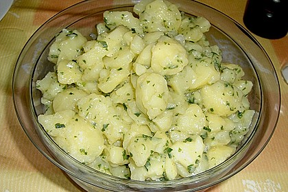 Fränkischer Kartoffelsalat 8