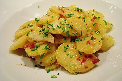 Fränkischer Kartoffelsalat 1