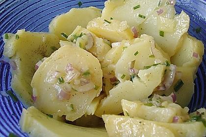 Fränkischer Kartoffelsalat 7