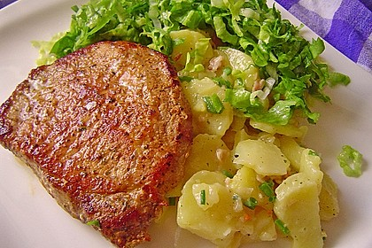 Fränkischer Kartoffelsalat 6