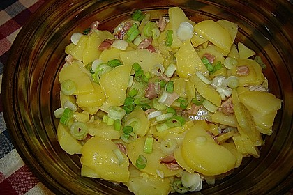 Fränkischer Kartoffelsalat 5