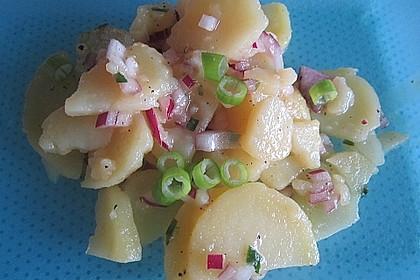 Fränkischer Kartoffelsalat 9