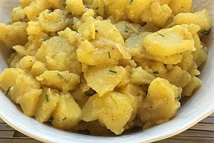 Fränkischer Kartoffelsalat 12