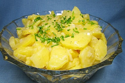 Fränkischer Kartoffelsalat 4