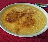 Crème brûlée (Bild)