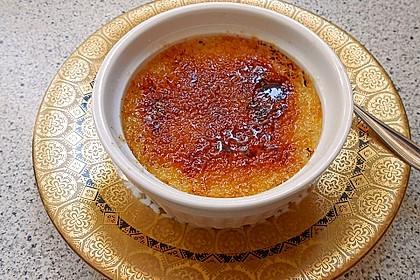 Crème brûlée 7