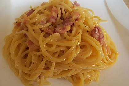 Spagetti Carbonara 4